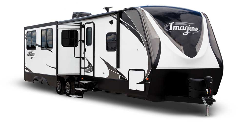 Grand Design Imagine fifth wheel with slide out