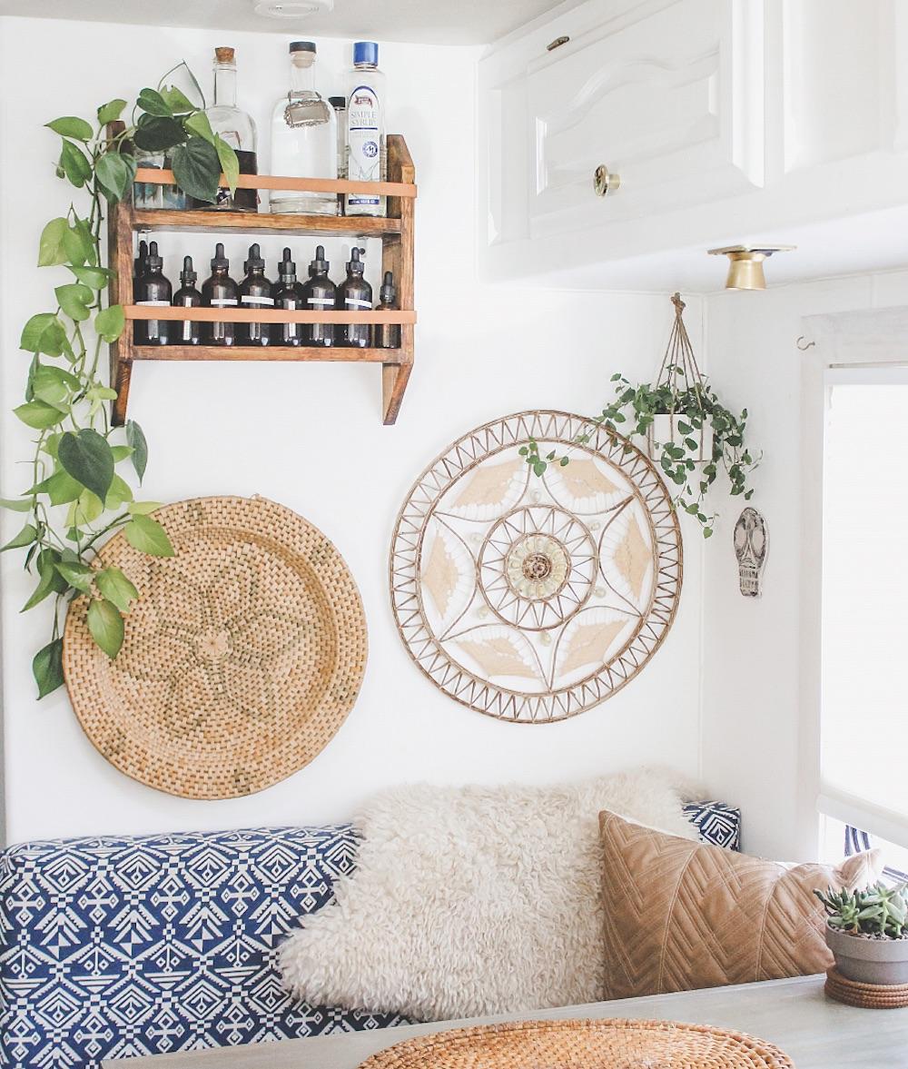 RV Interior Decoration