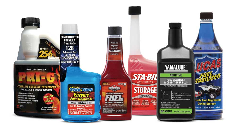 Fuel for the Long Run Because many portable generators get intermittent use, adding a fuel stabilizer each time the generator's tank is filled will keep the gasoline fresh. If the gas is mixed with ethanol, adding an ethanol stabilizer will prevent the fuel and water from separating, making it easier to start a generator that has been idle for a month or more.
