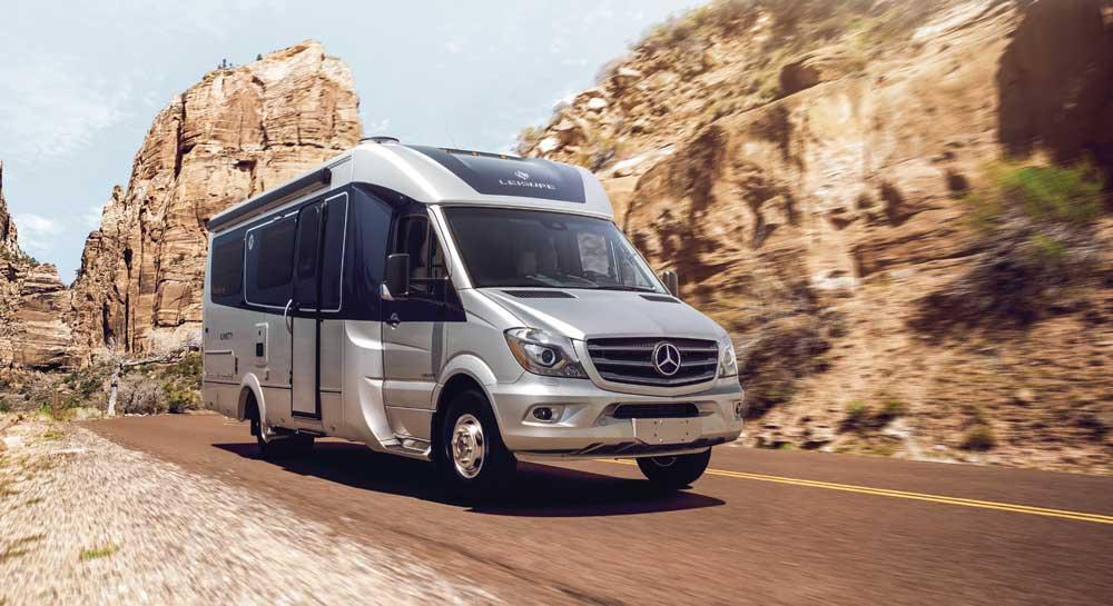Leisure Travel Vans Unity U24MB