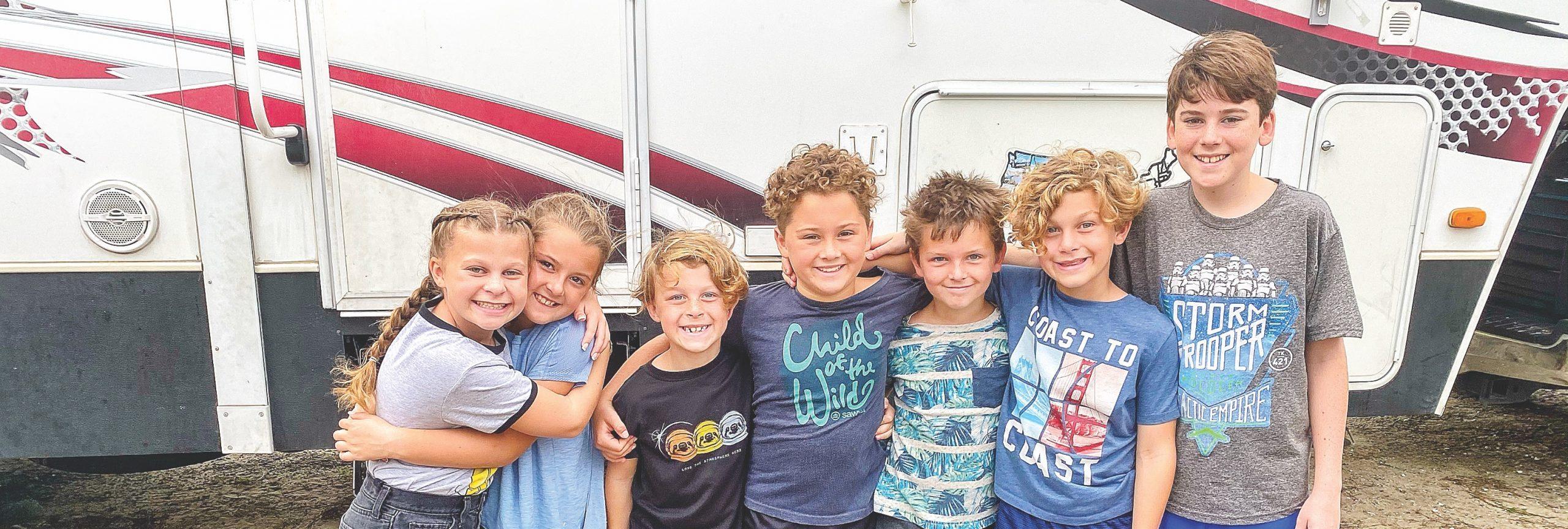 Campground Kids