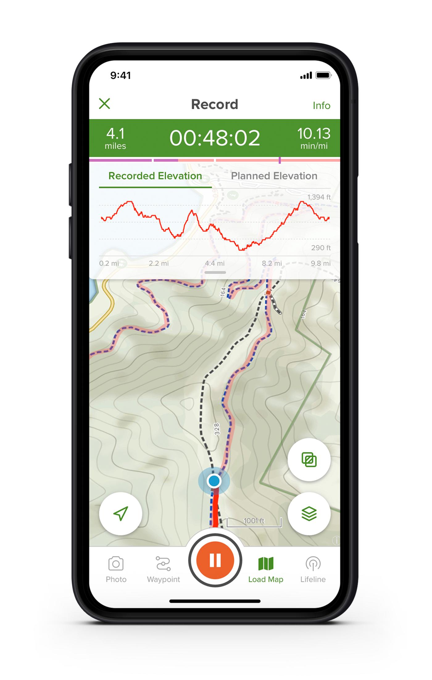 All Trails Screenshot