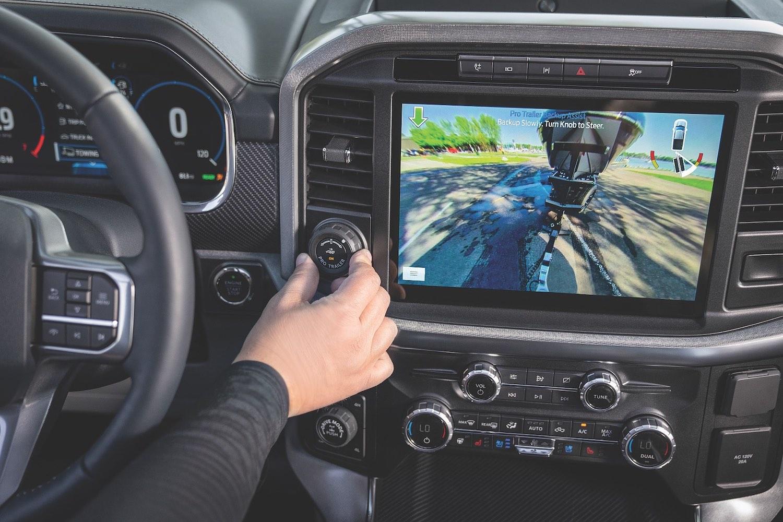 Ford's Pro Trailer Backup Assist
