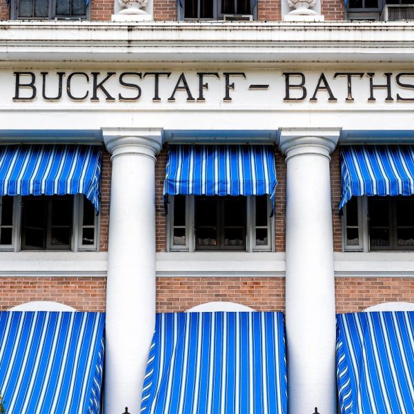 Buckstaff Bathhouse in Hot Springs, Arkansas