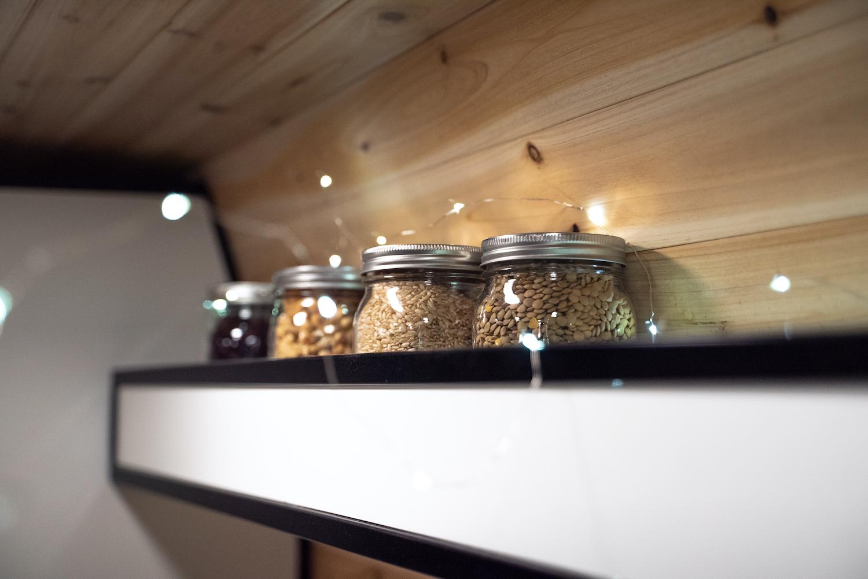 Jar RV Storage