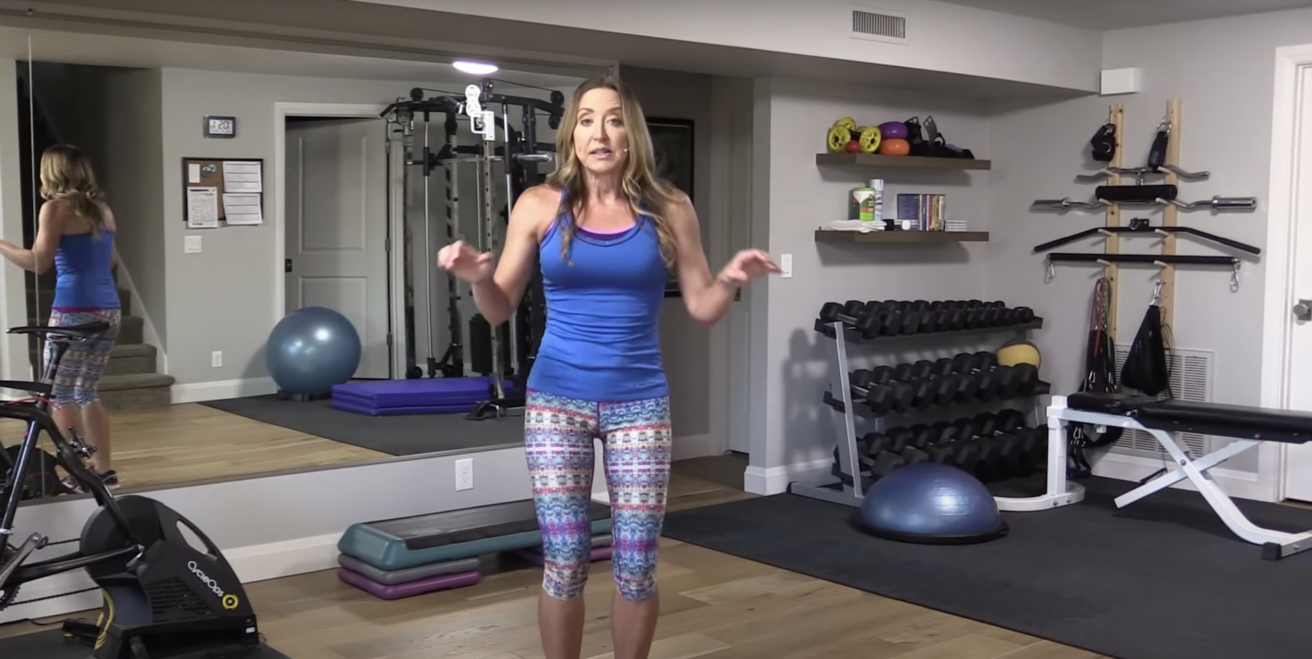 Low-impact workout with Steph of The Fit RV