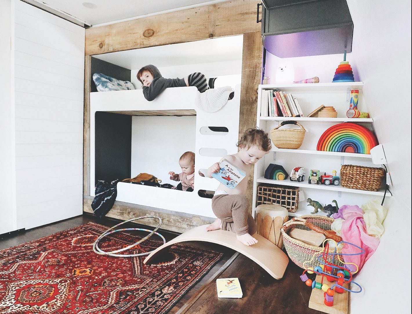 RV Kids Space - Redecorated