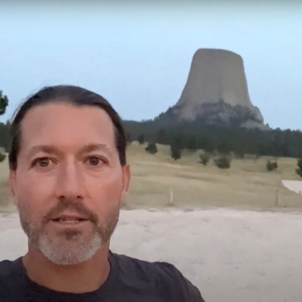 Devils Tower National Monument Crazy Family Adventure