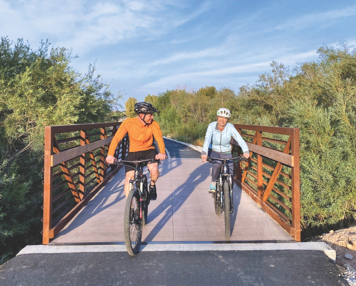 The fitRV Bike Ride