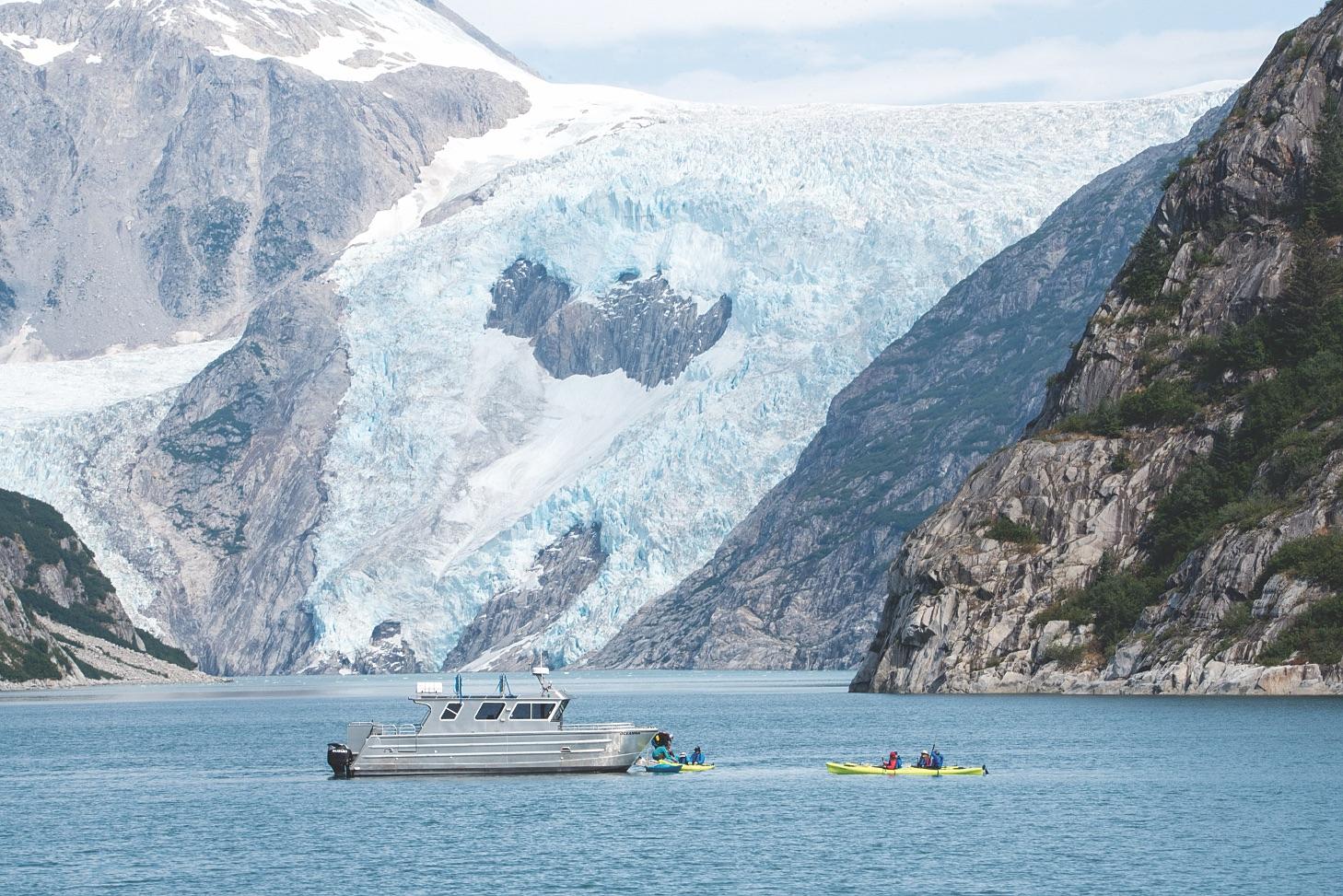 Northwestern Glacier Cruise