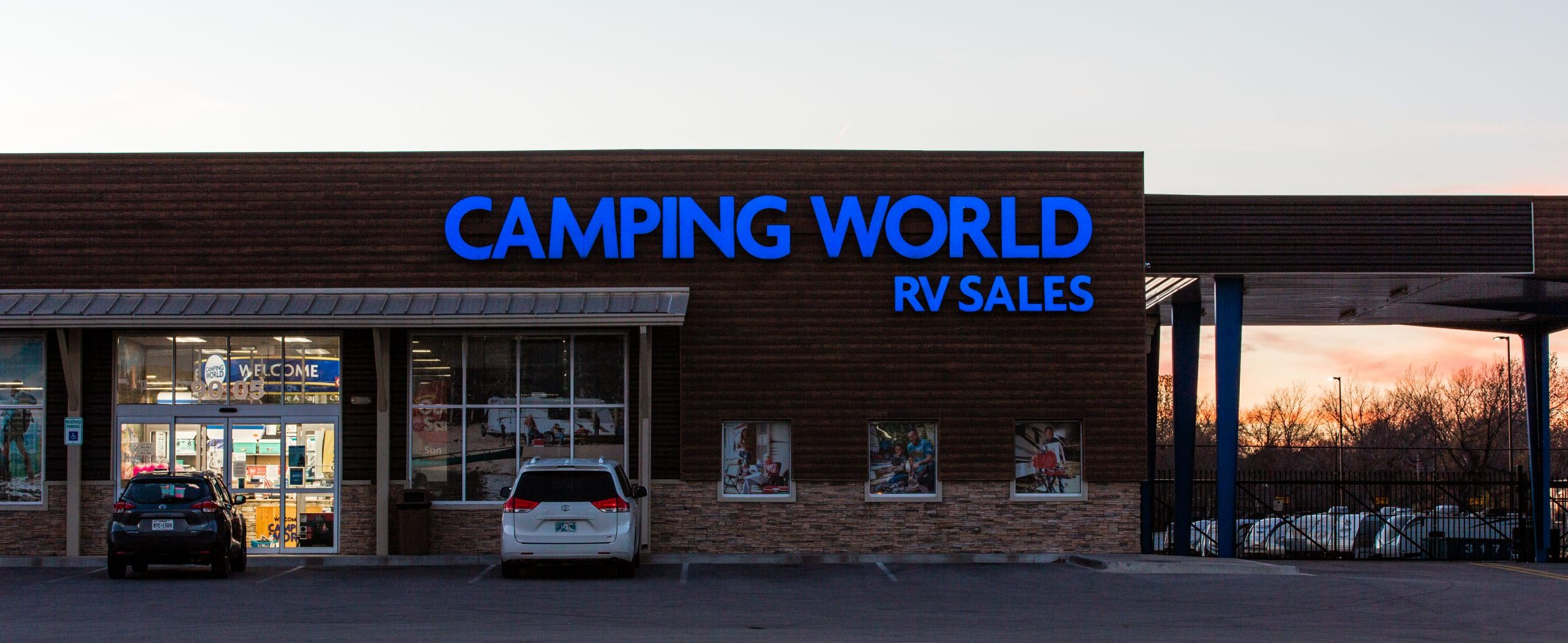 Camping World Dealership