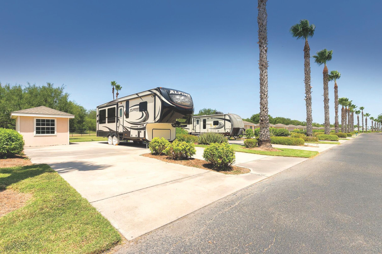 Bentson Palm RV Park