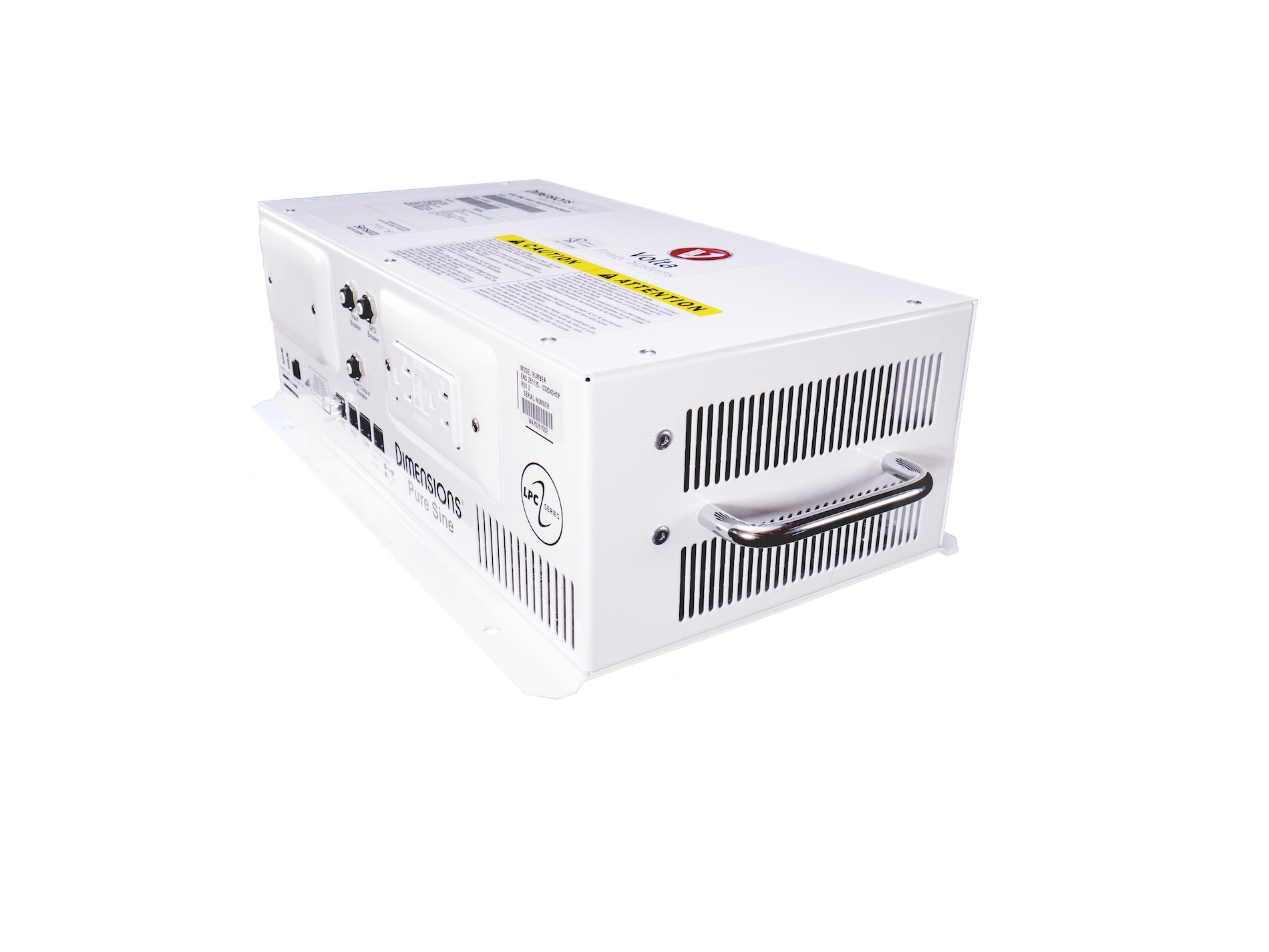 Volta Power Systems Low Profile Inverter