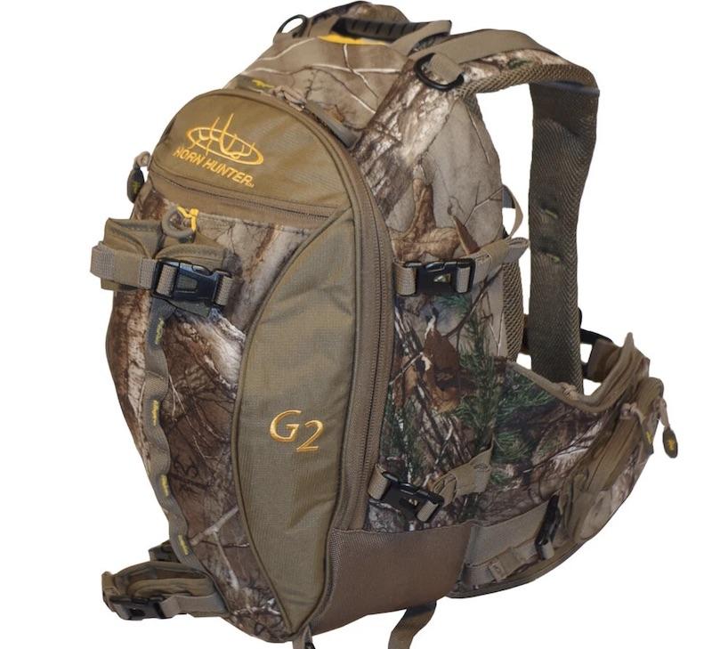 horn hunter g2 backpack