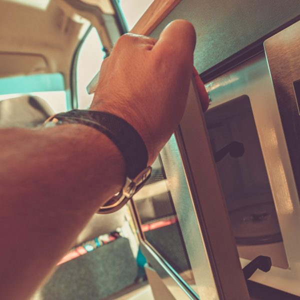 RV Service Appliance Microwave