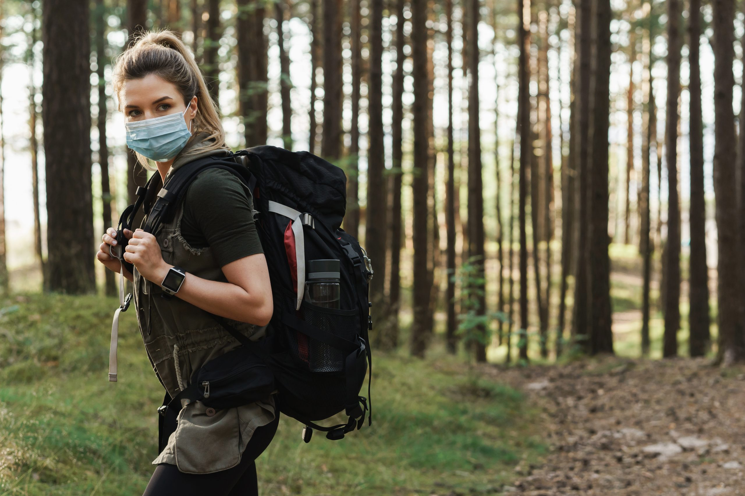 Hiking Safely During Pandemic