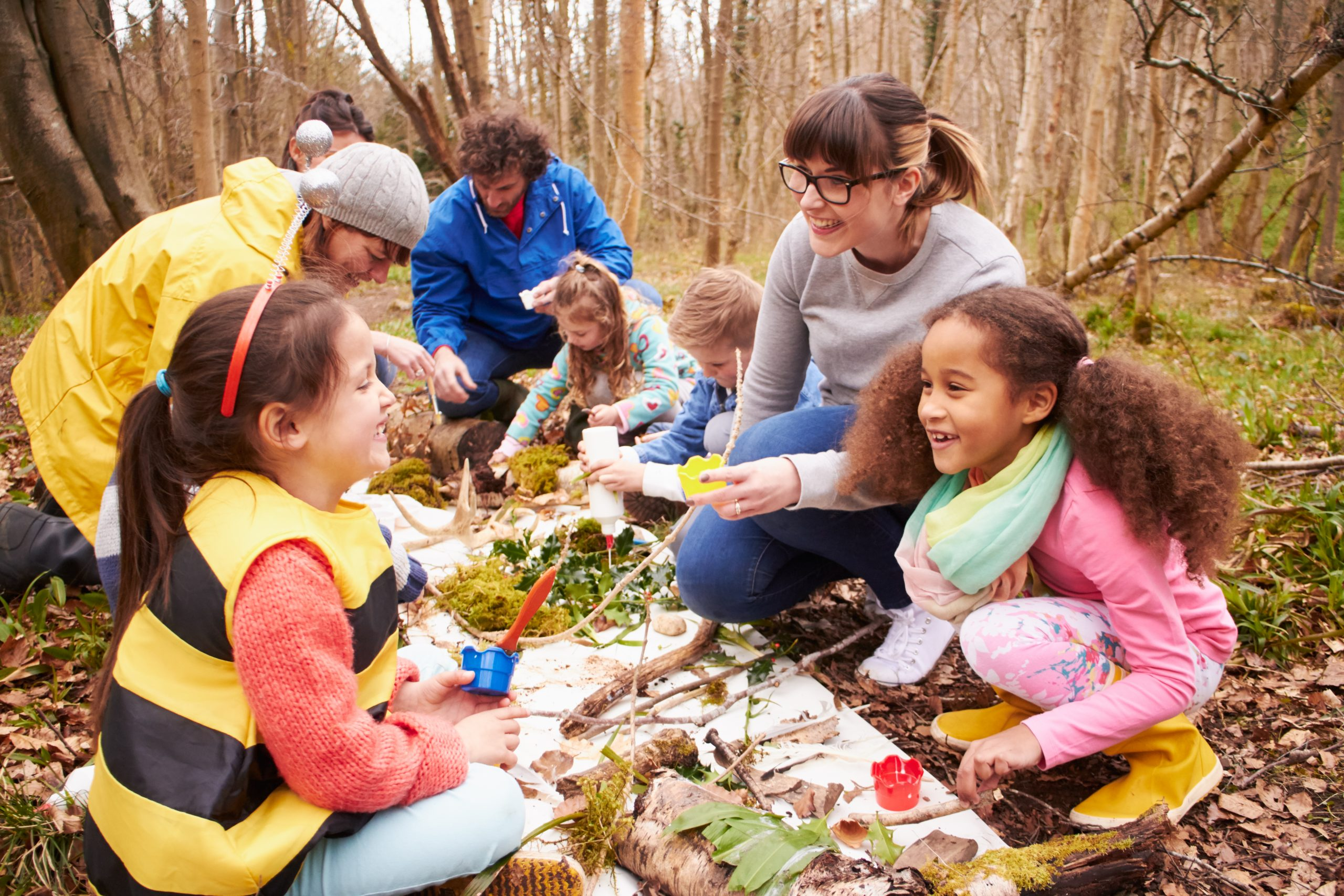 Kids Activity Park Visit