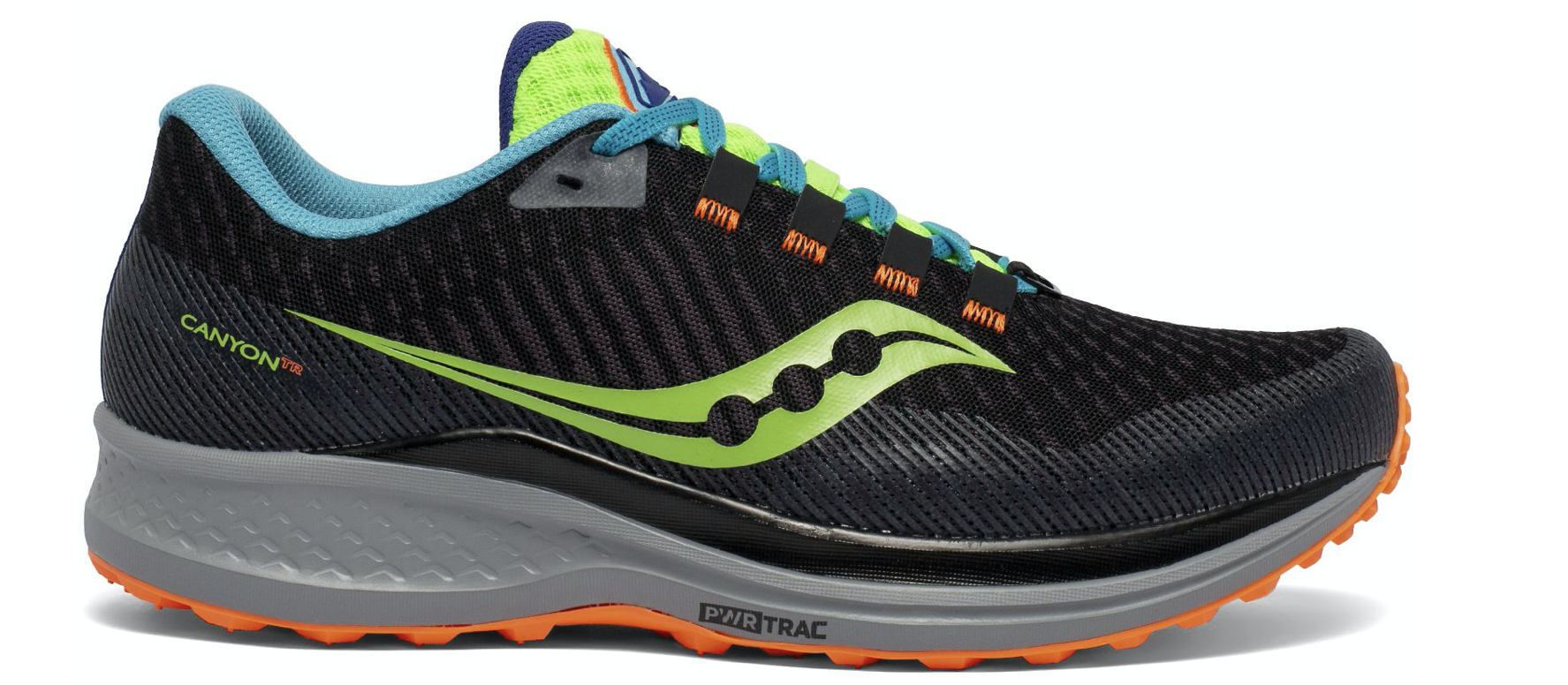 Saucony Canyon TR Future Trail-Running Shoe
