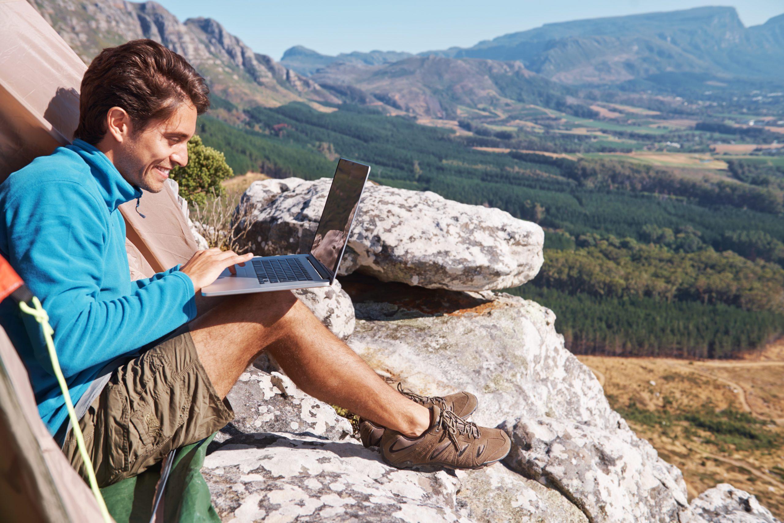 Work Remote Cliffside