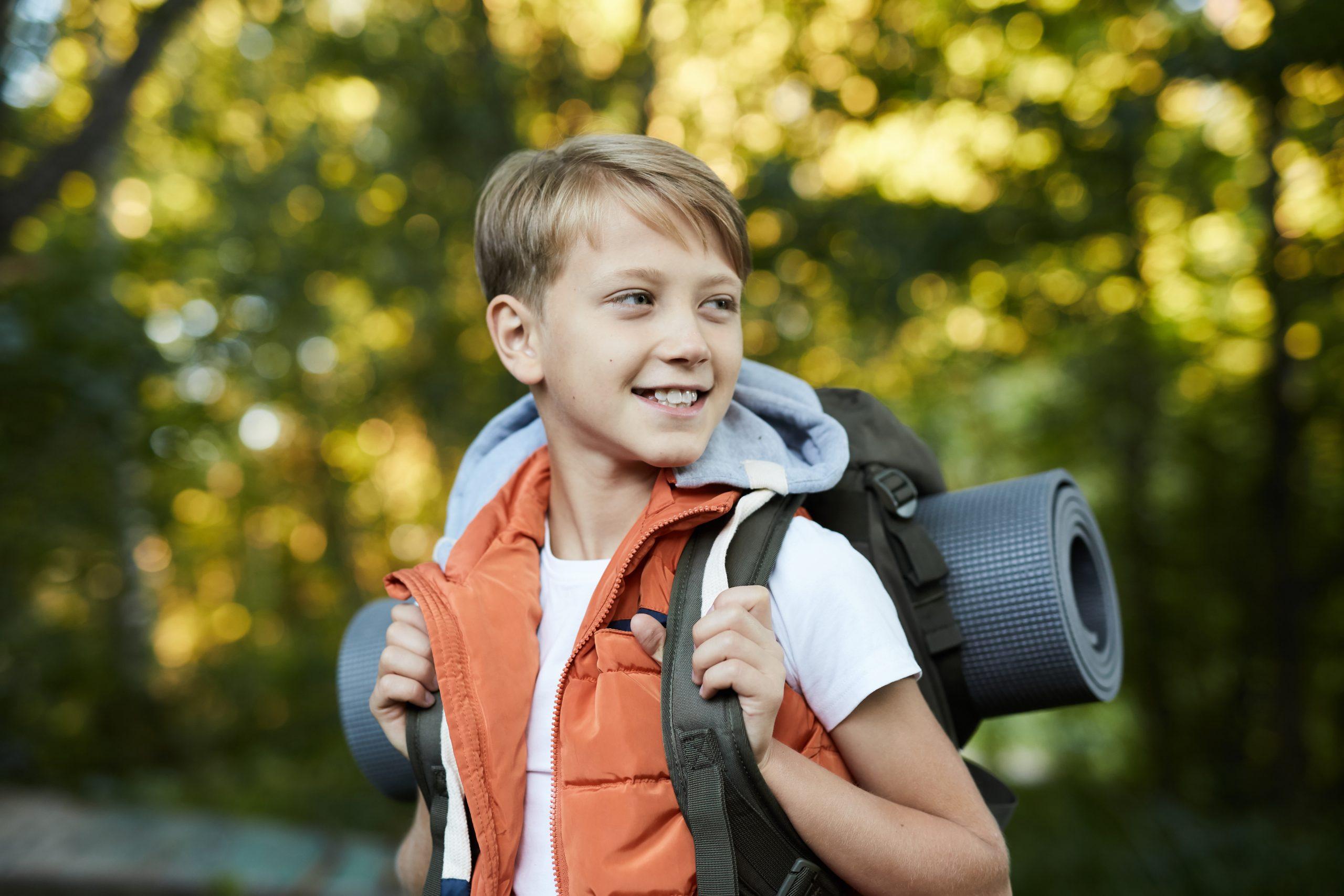 Kid Backpacking