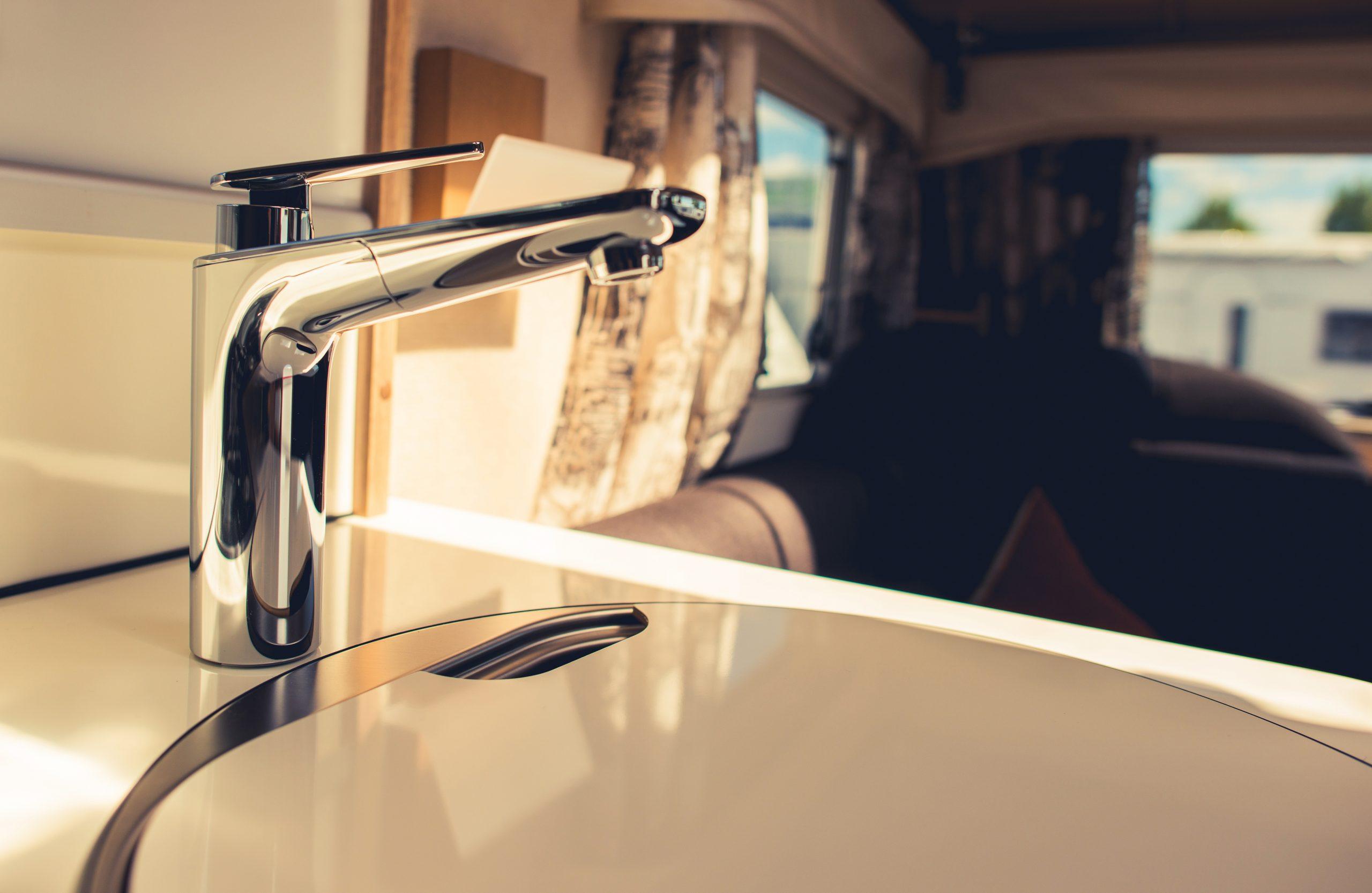 Motorhome Sink Faucet
