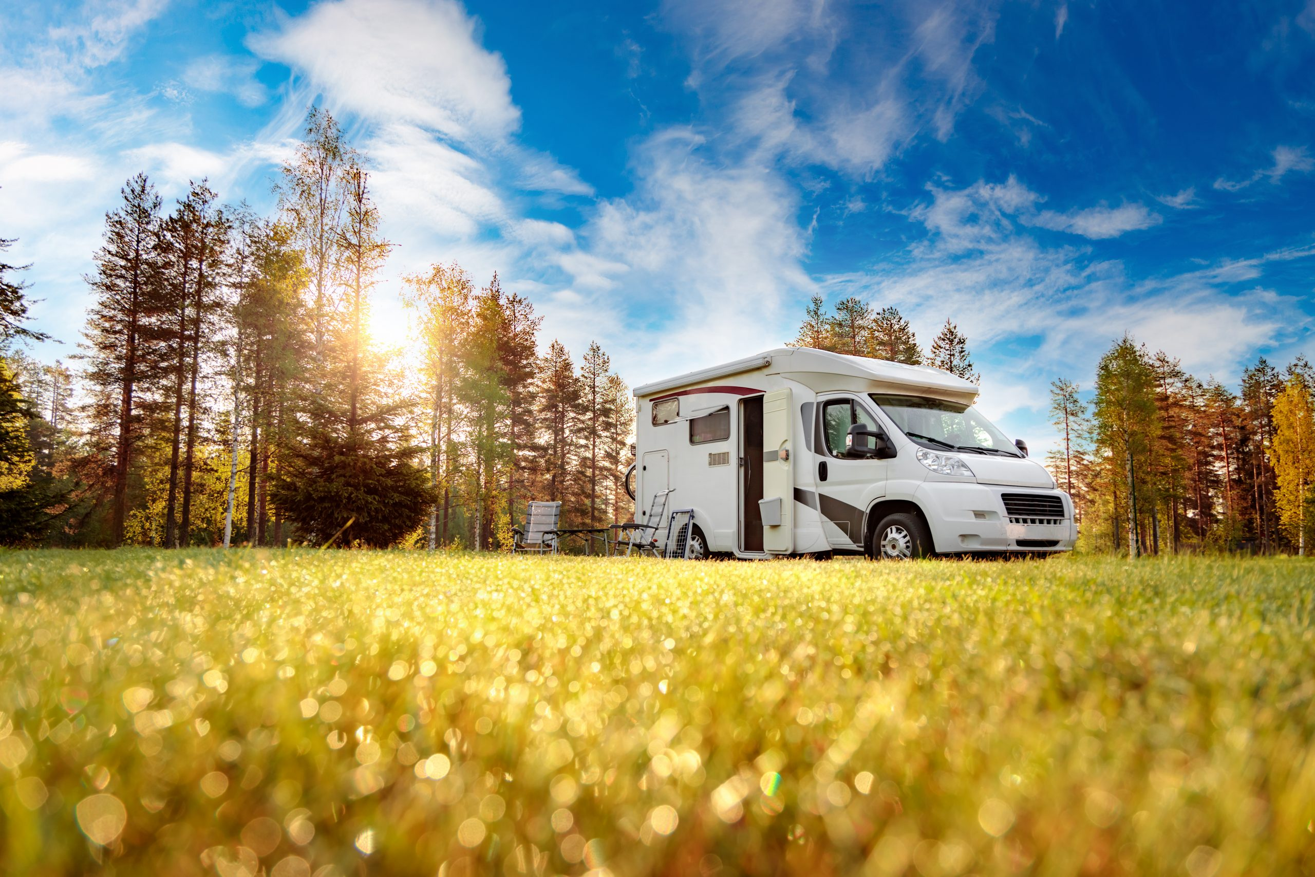 Get Your Motorhome Ready for Spring