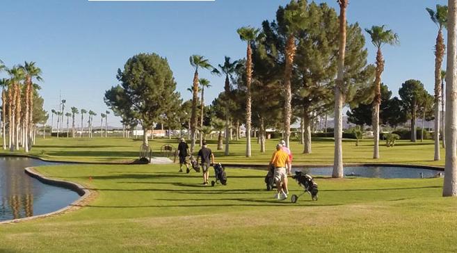 Westwind RV Golf Course