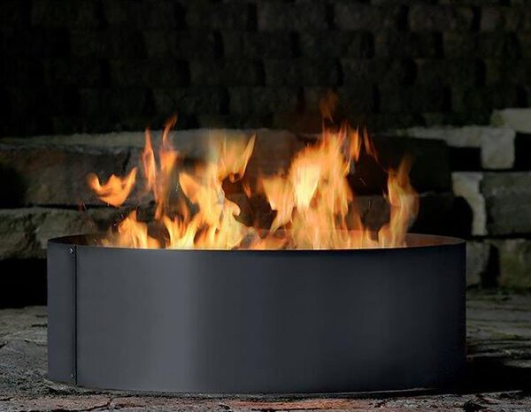 Portable Fire Ring