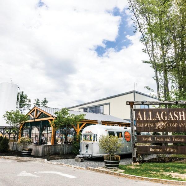 Allagash Brewing Facility