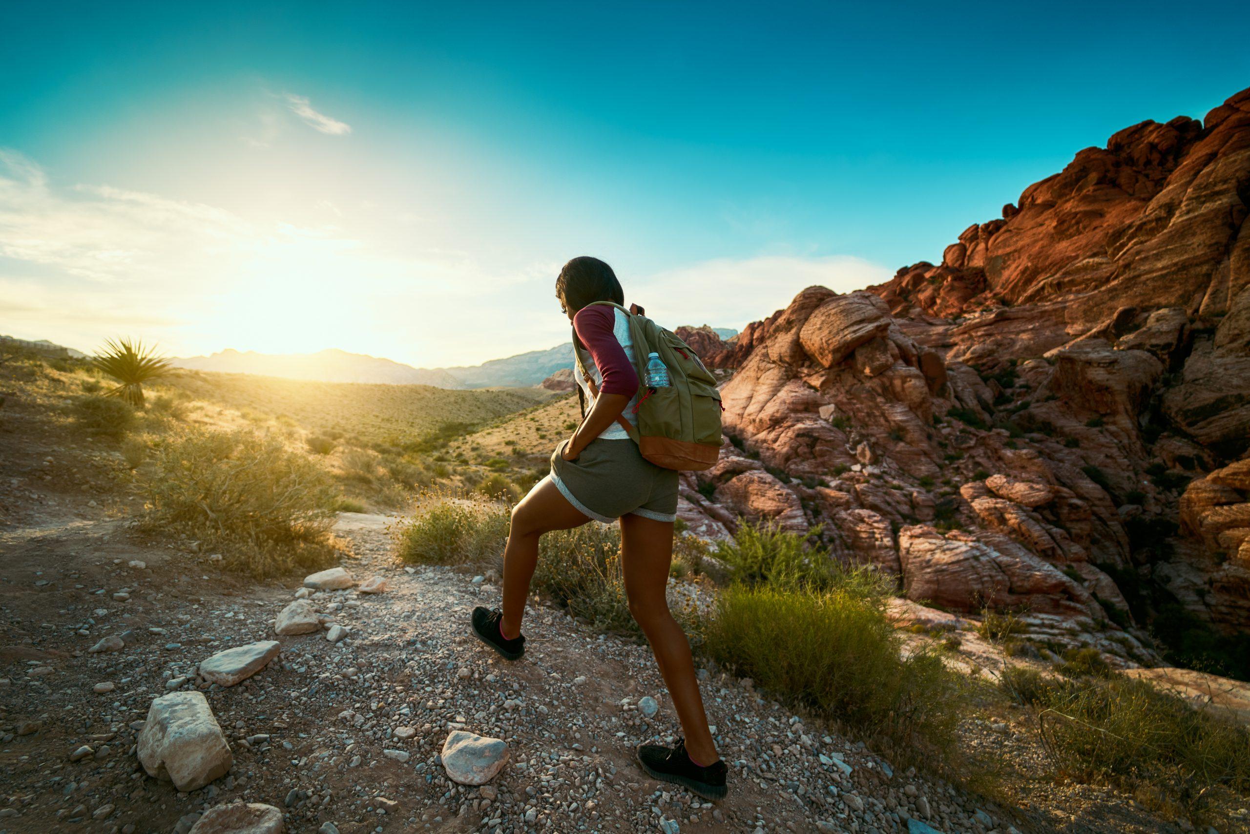 Analog Lifestyle Tip: Hiking