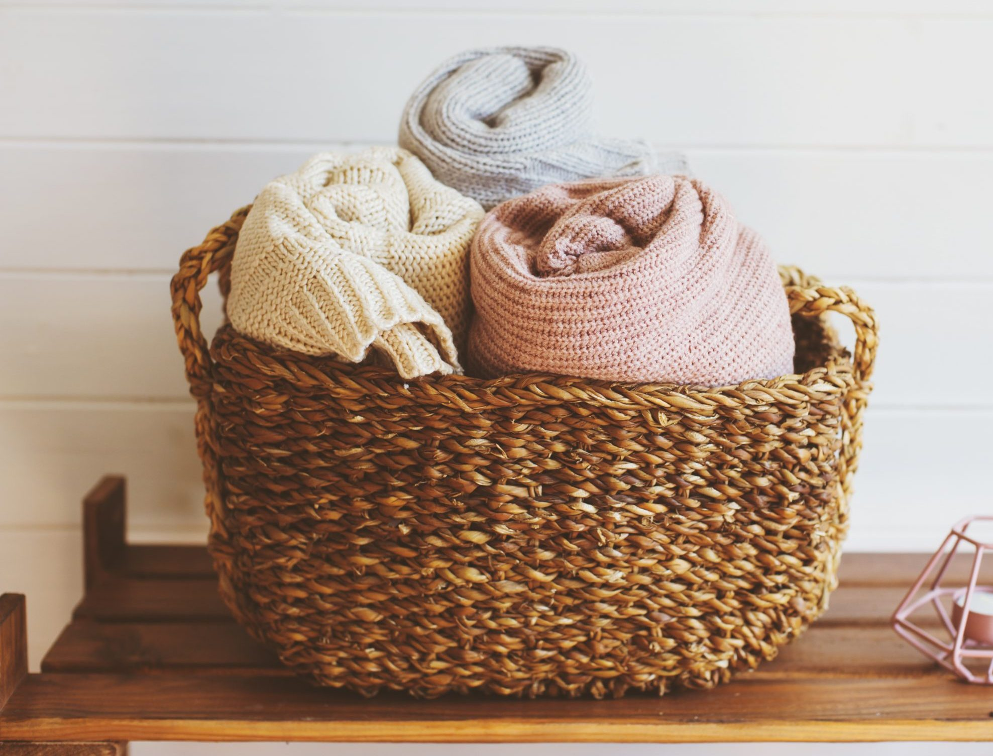Woven Accent Baskets