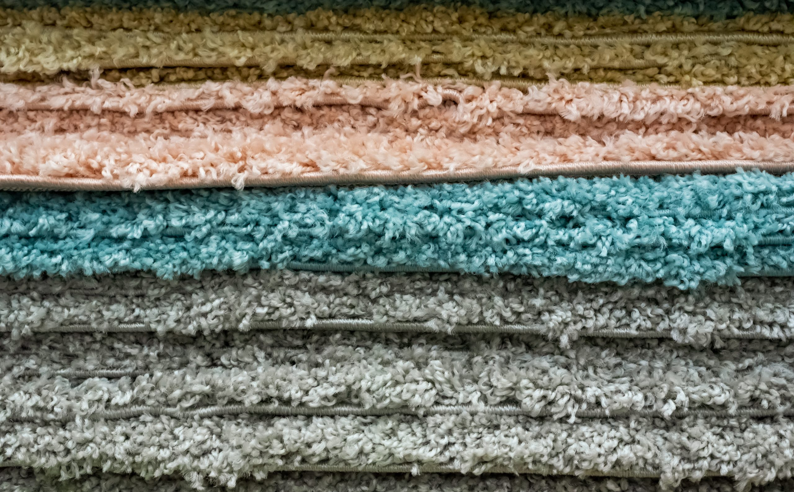 Variety of Colorful Rugs