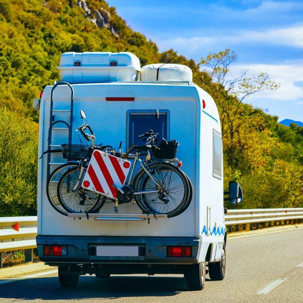 Bring Your Bike on an RV Trip