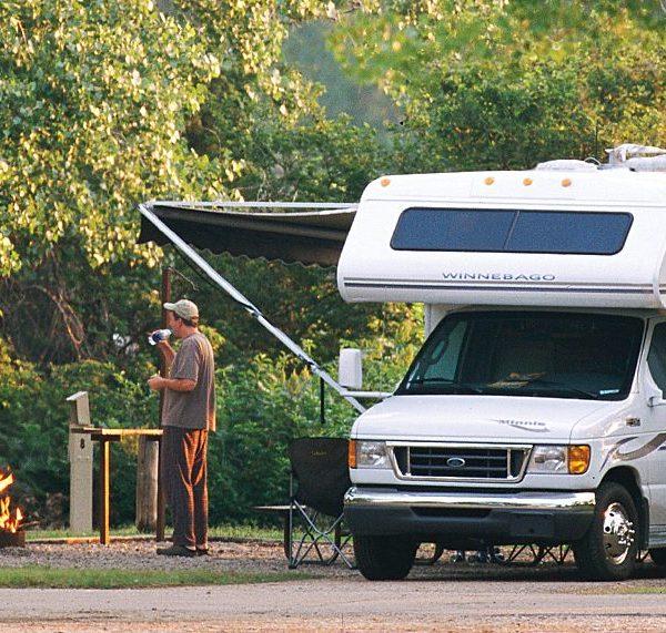 Camping in Kansas