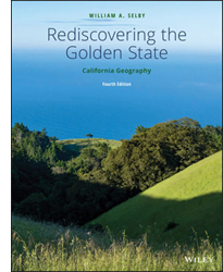 Rediscovering the Golden State: California Geography Book