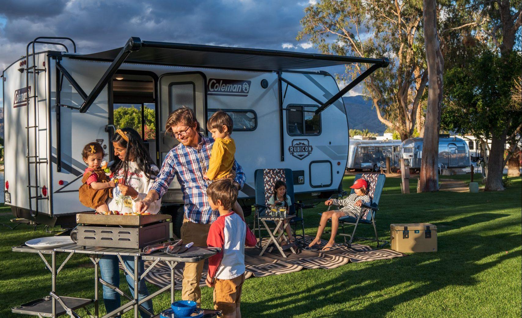 RV Rentals Family Travel