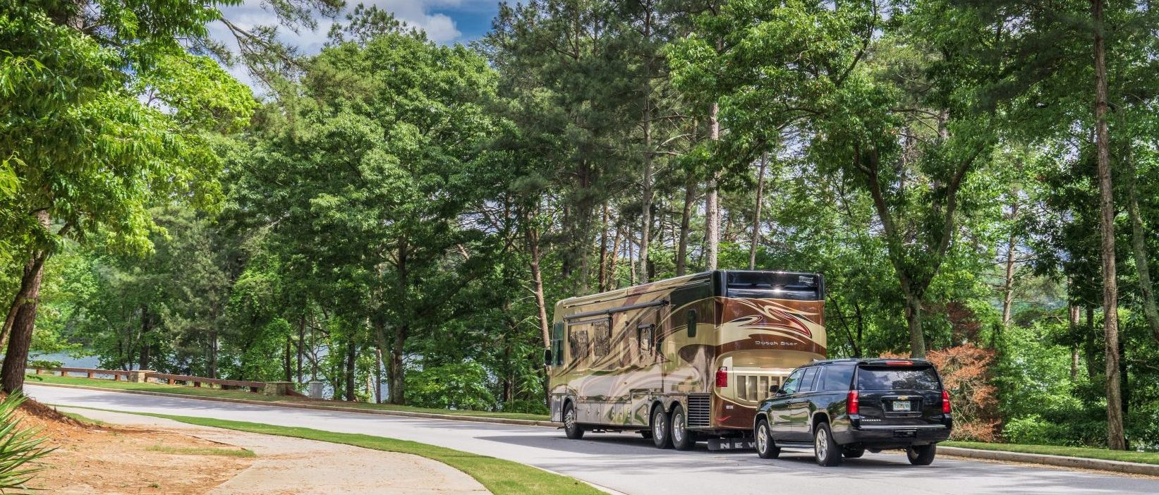 Tow a Car with Your RV