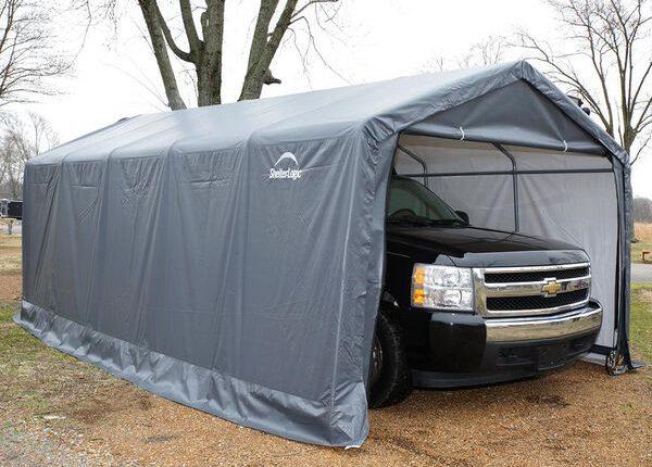 RV Shelter Cover