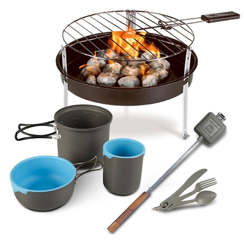 Camp Cooking Starter Bundle