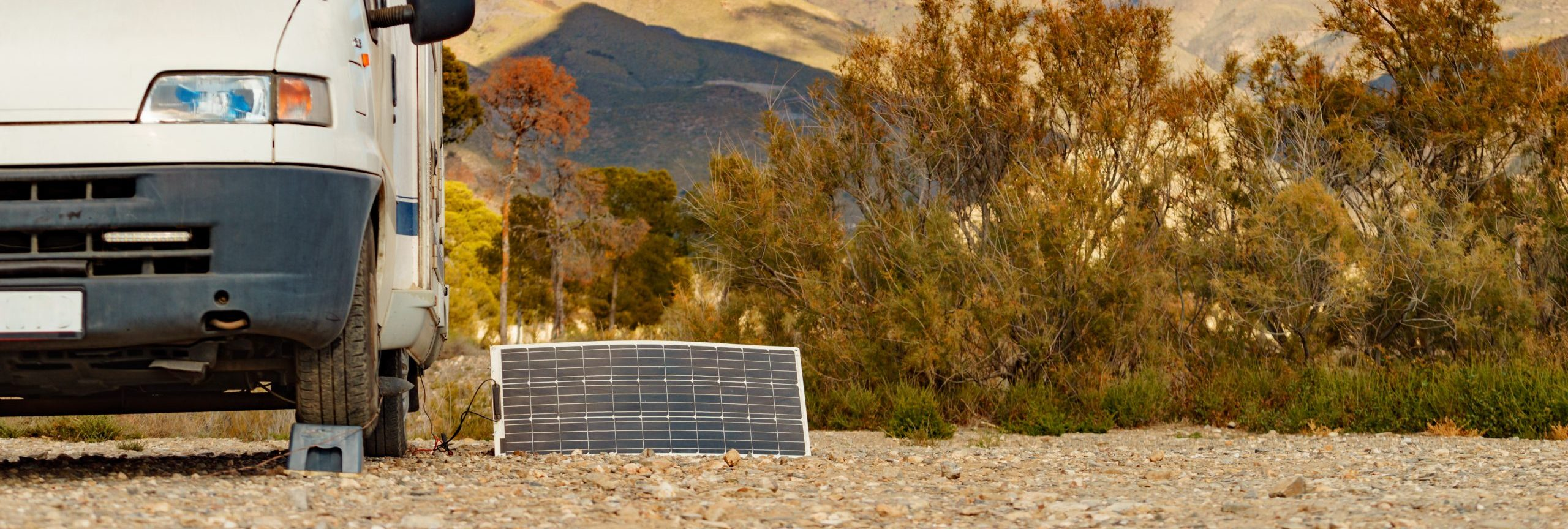 Offset Your RV's Carbon Footprint