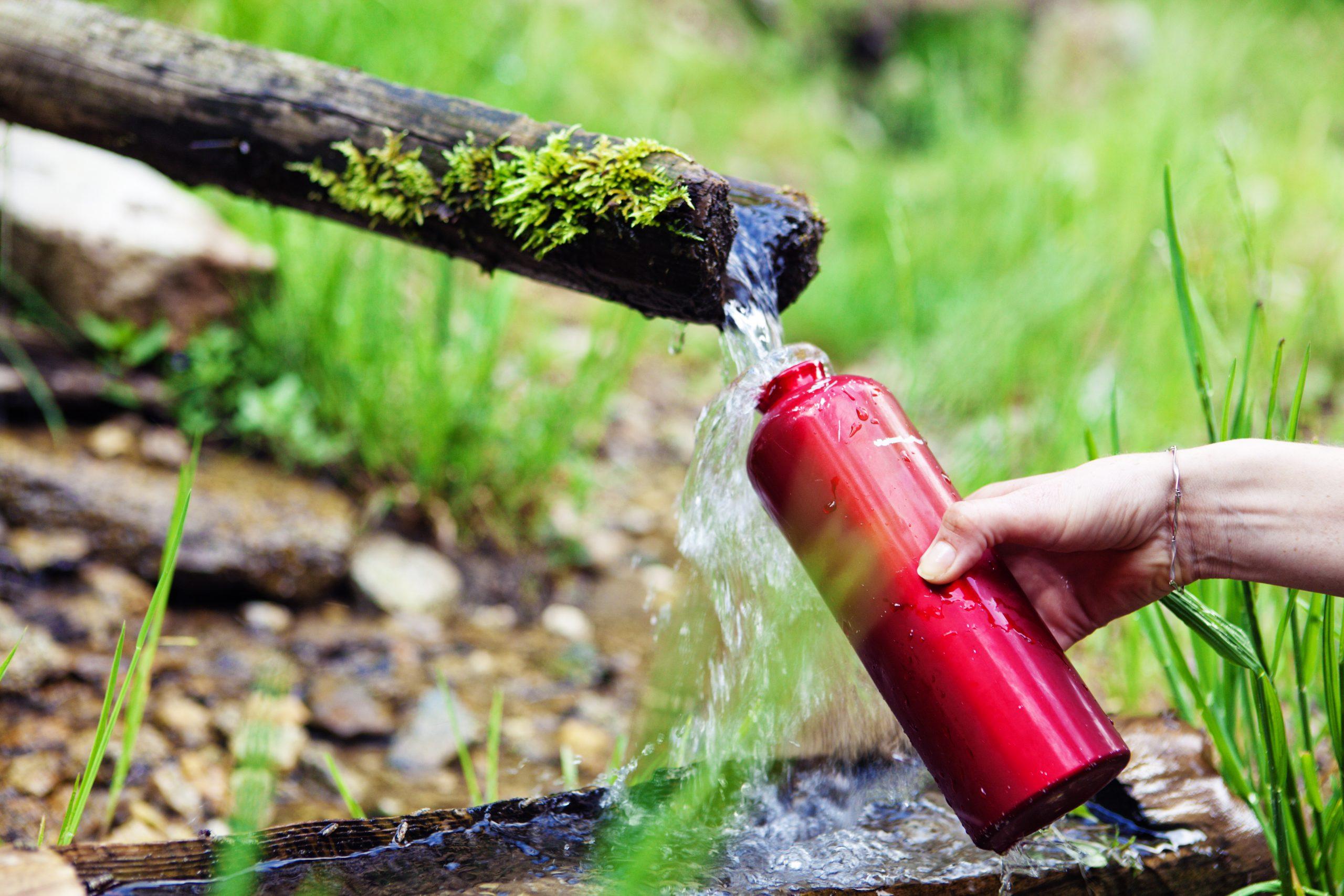 Reusable Water Canteen