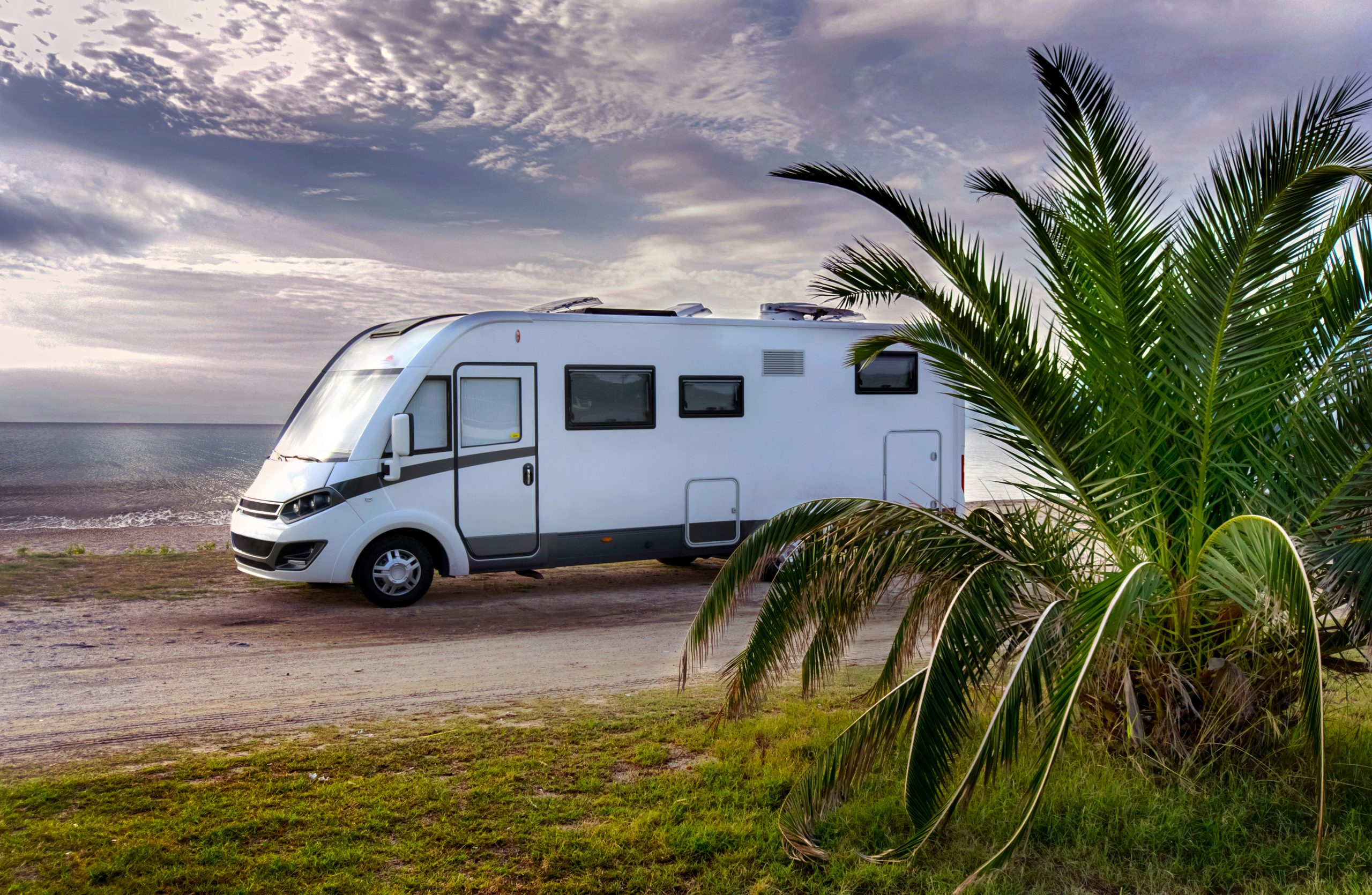 Oceanfront Campgrounds RV