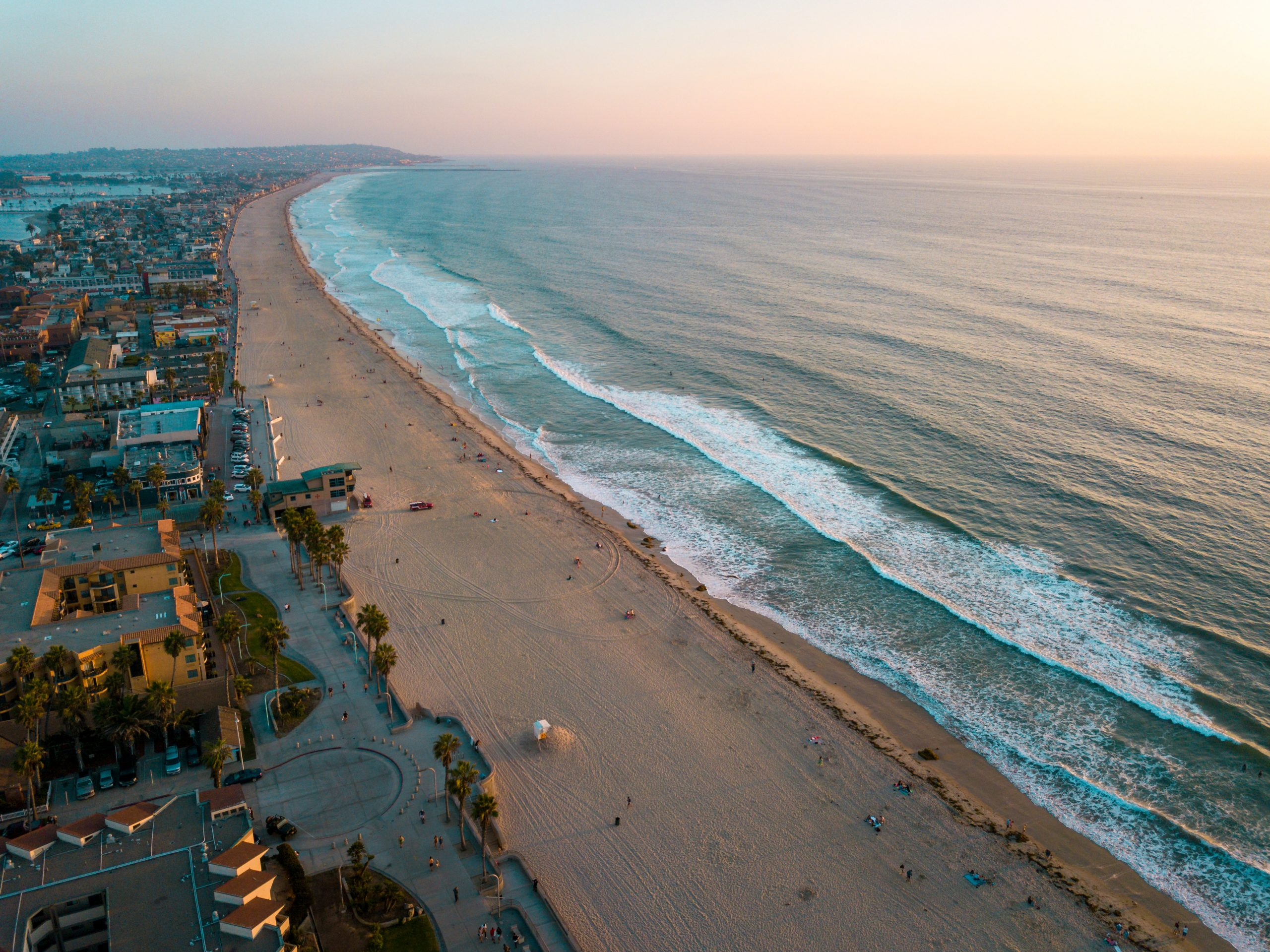 San Diego Oceanfront Campgrounds