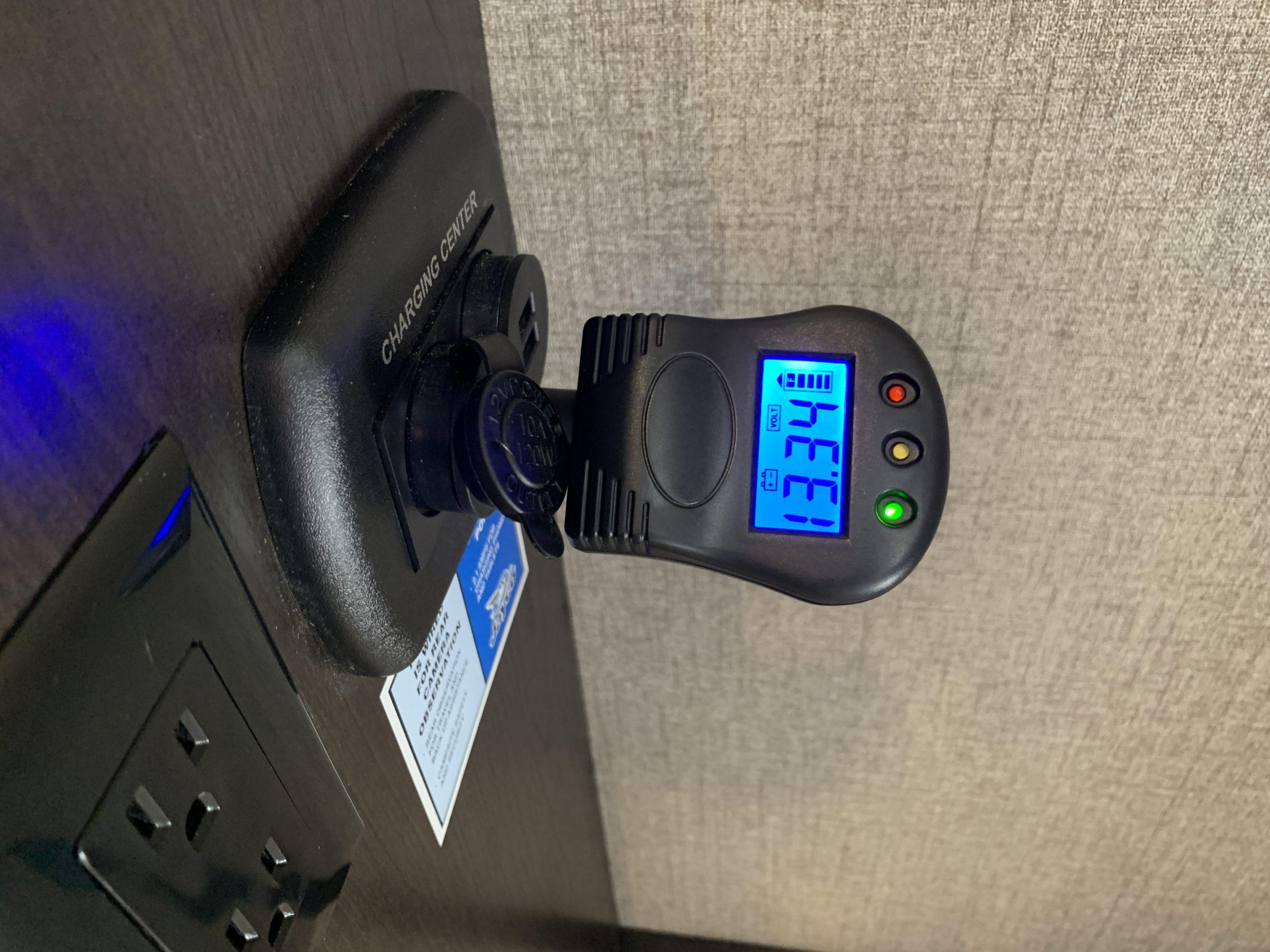 Plug-In Voltage Tester