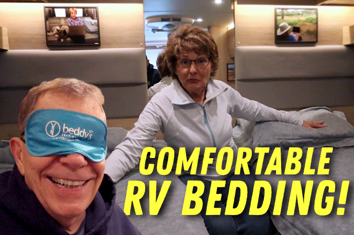 High-End RV Bedding Review