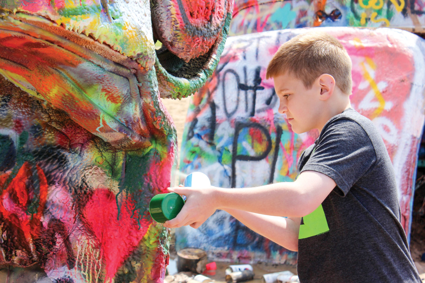 Attractions for Teens on the Road