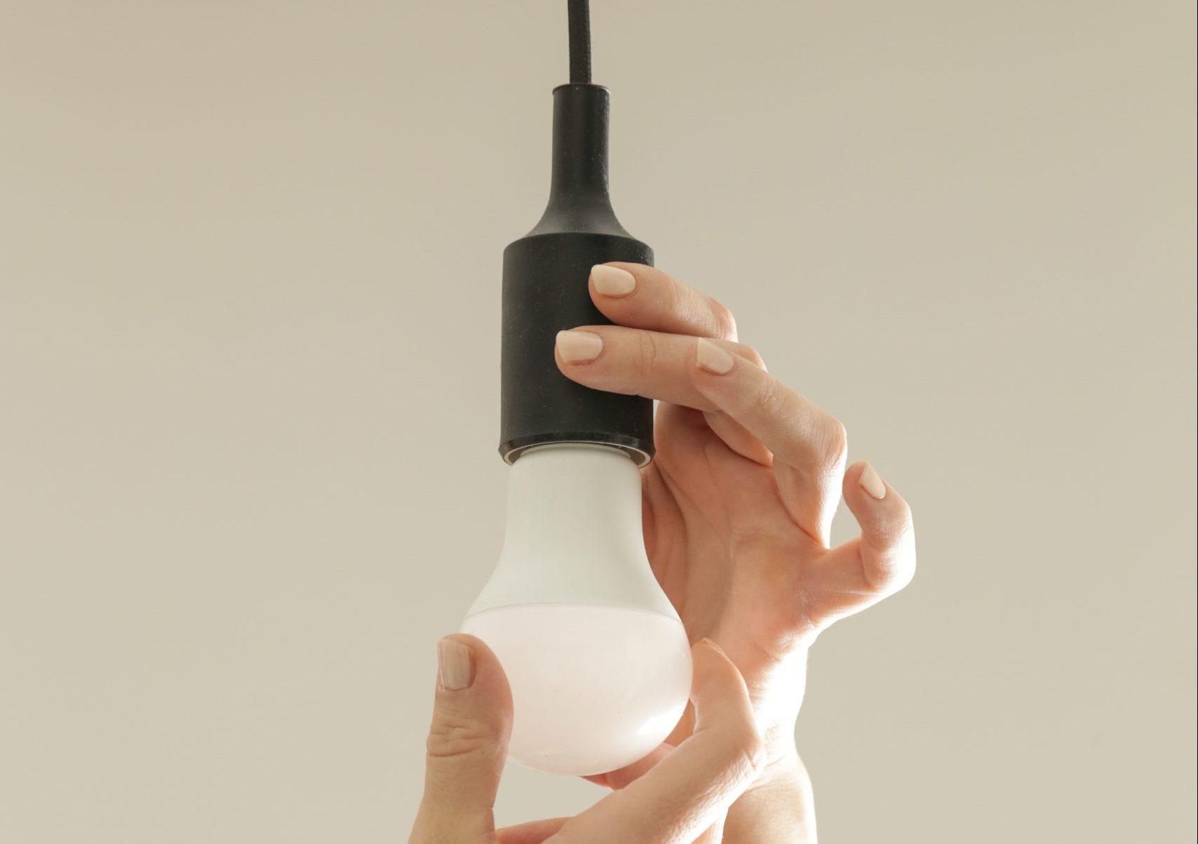 Efficient Light Bulbs Make Your RV Green