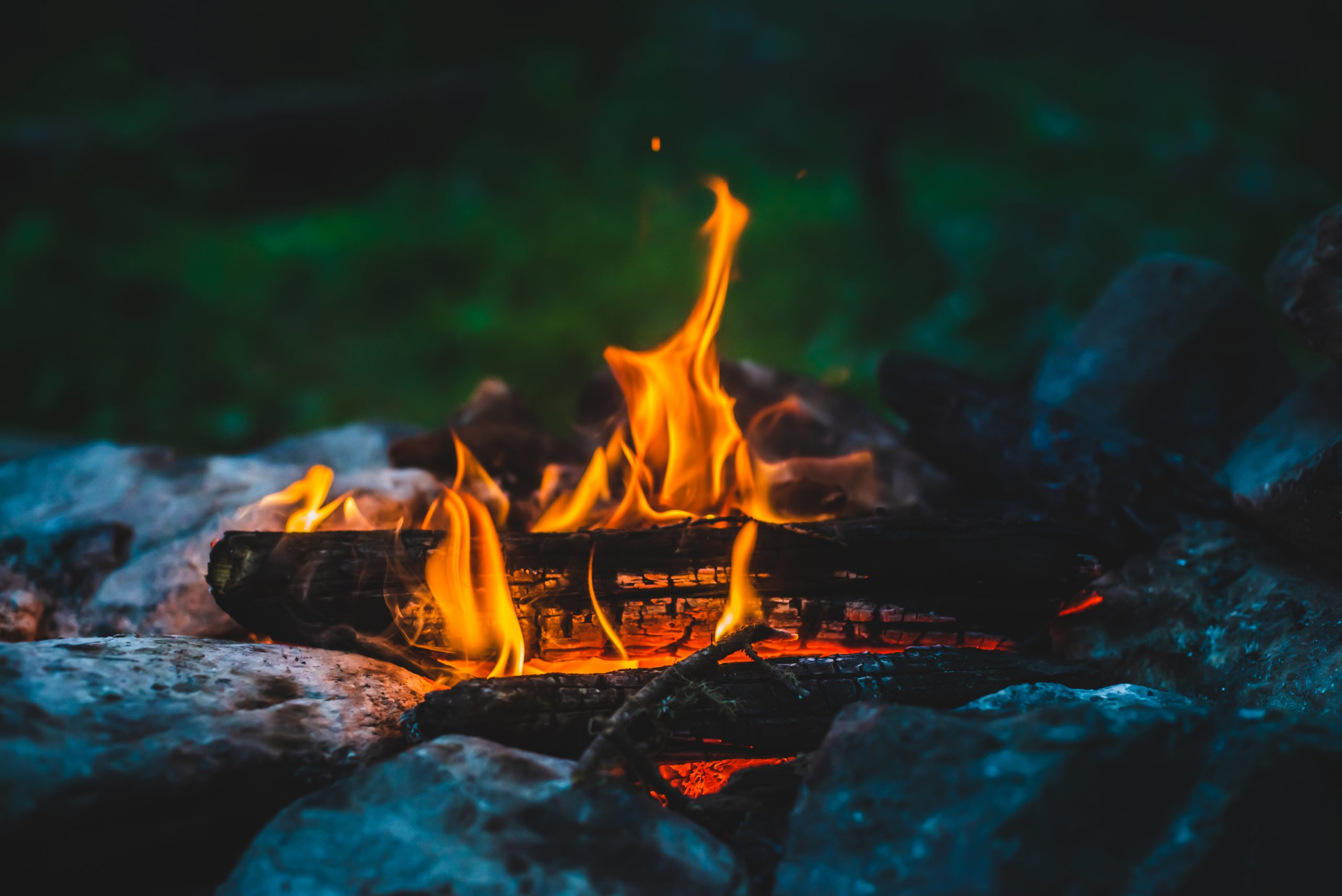 Put Out Campfire