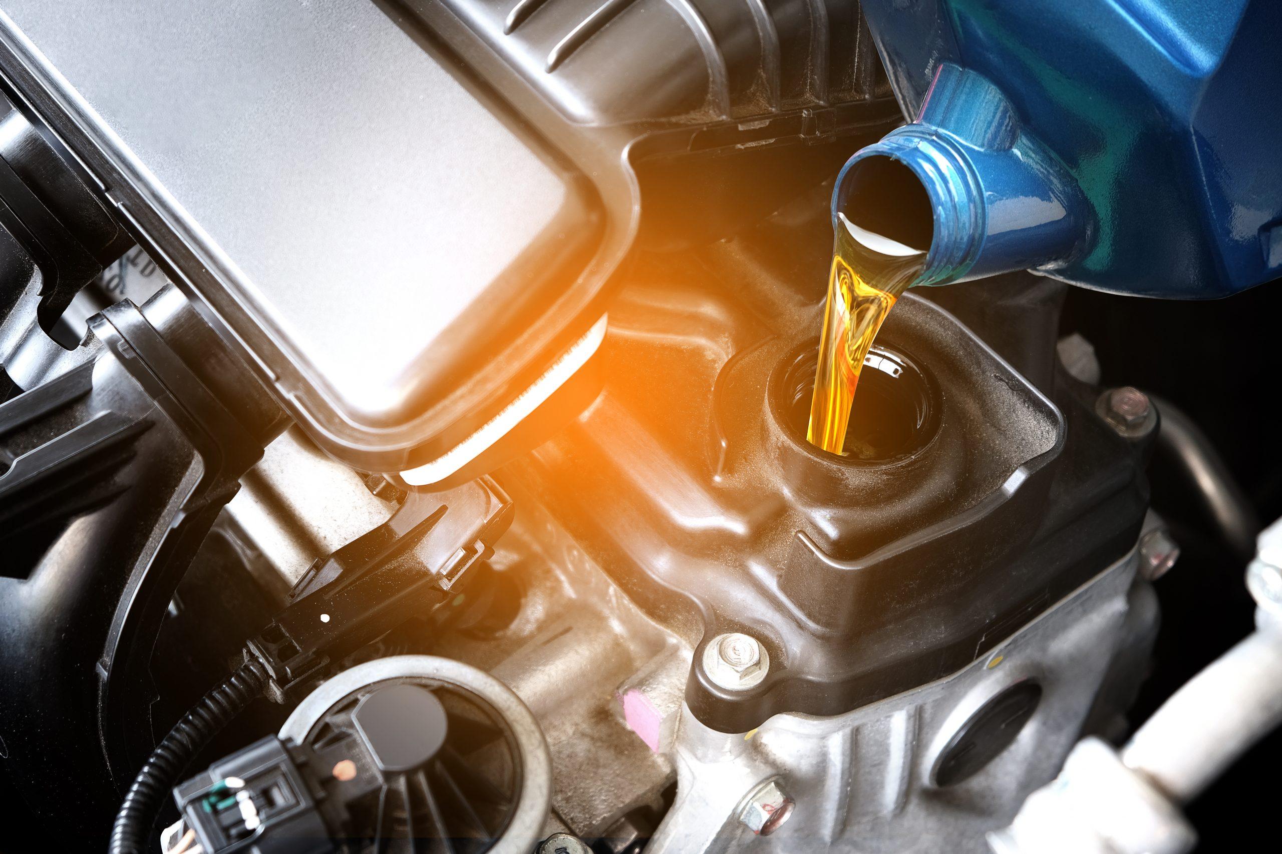 Oil Change - RV
