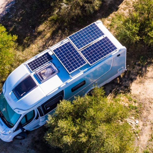 How to Make Your RV Green - Solar Panels